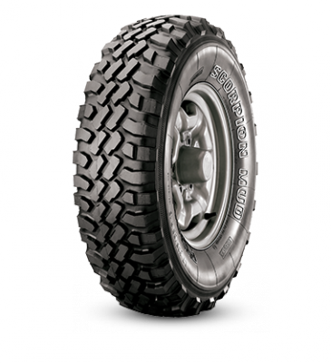 Scorpion Mud Tires